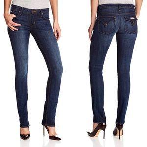 Hudson Jeans Signature Flap Pocket Straight Jeans